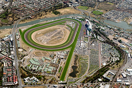 Flemmington Race Course